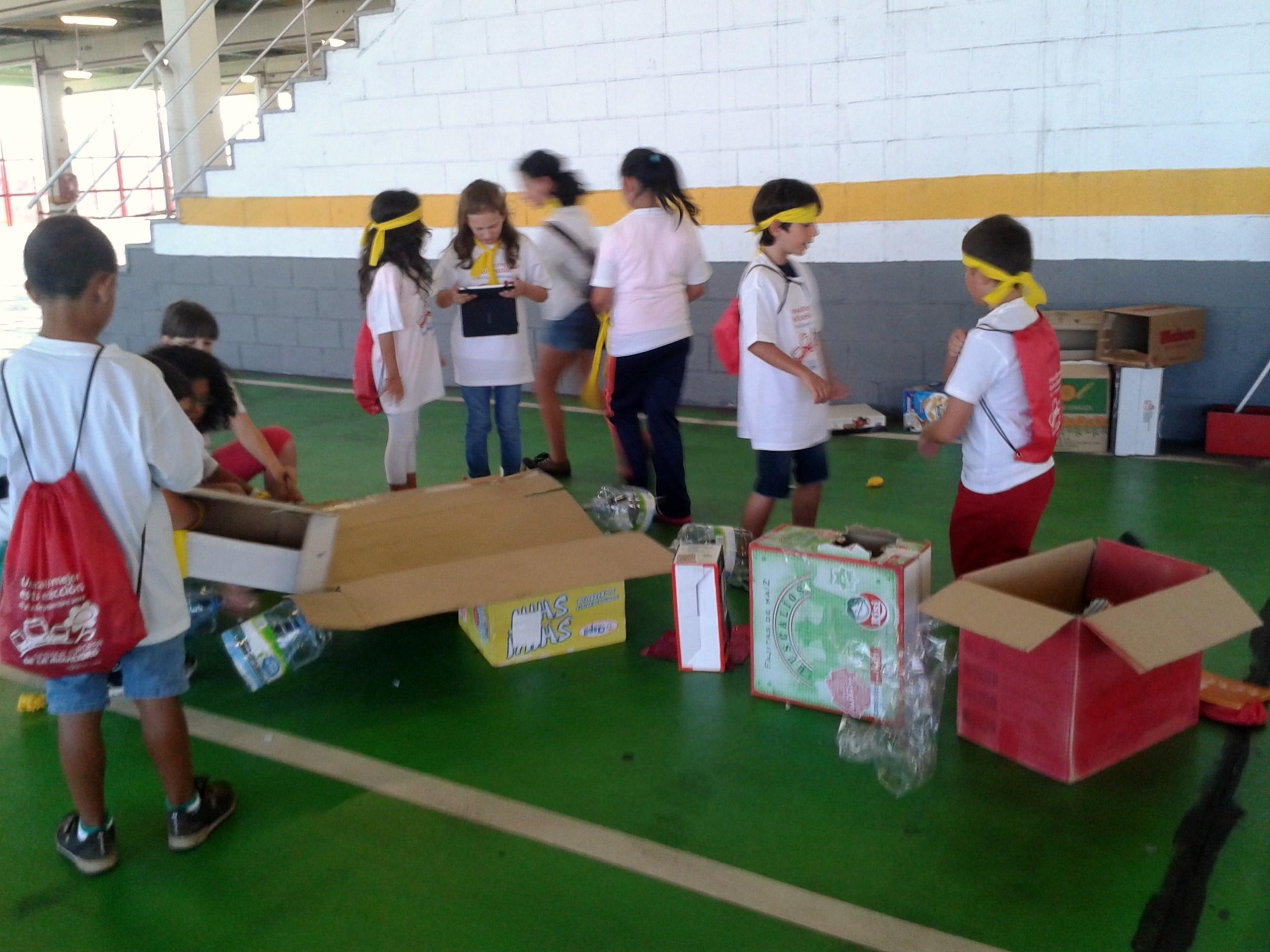 Construyendo un coche EcoAsturias
