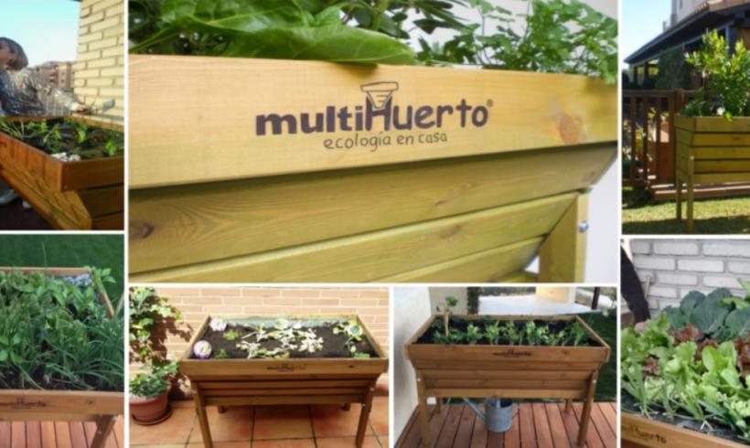 EcoAsturias única distribuidora para Asturias de los productos multiHuerto para huertos urbanos