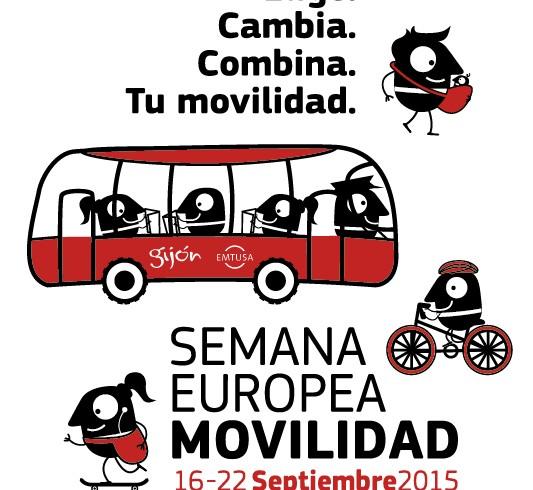 EcoAsturias organiza actividades escolares de la Semana Europea de la Movilidad en Gijón