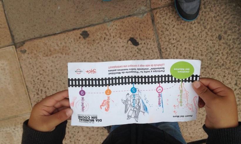 Viaje al País de la Movilidad en el Día Mundial sin coche de Gijón / Xixón