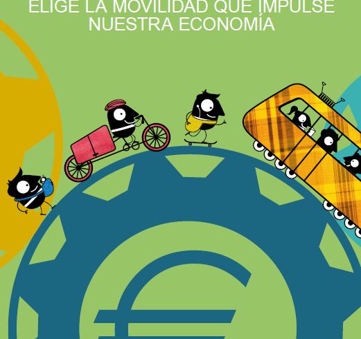 Talleres EcoAsturias en la #MobilityWeek de Gijón
