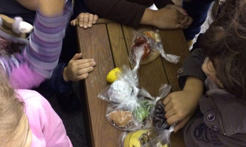 Gracias niñ@s del mercado del Trueque