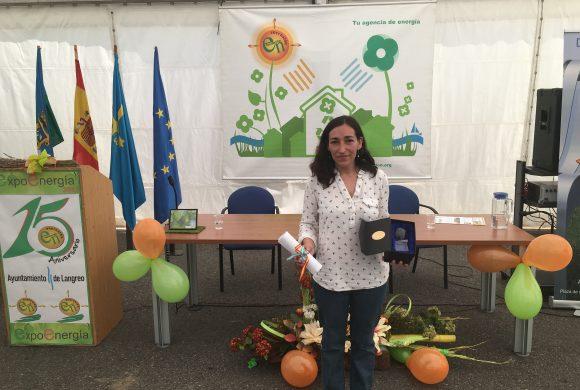 Diploma verde a la Educación Ambiental para Eco Asturias