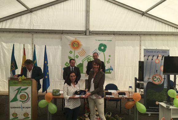Eco Asturias recibe el Diploma Verde a la Educación Ambiental 2017
